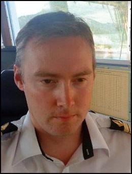 BESKJEDEN: Svein Rune Strømnes, kaptein på Lyngenferga mener han ikke utførte noen heltedåd. Foto: VG Nett-tipser
