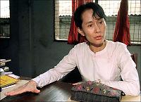 Aung San Suu Kyi tildeles prestisjepris fra Amnesty