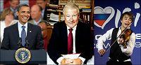 Obama, Rybak og Hagen får norskpakistansk pris