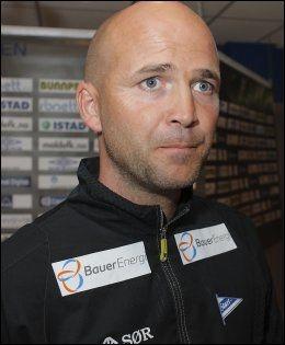 - VERRE ENN FLAUT: Start-trener Knut Tørum. Foto: Scanpix