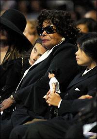 Katherine Jackson: - Noe skjedde med Michael