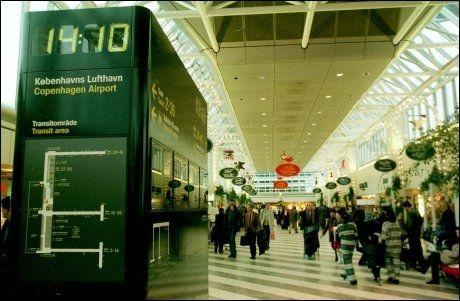 BILLIG: Fra København Lufthavn kan du få billige billetter ut i verden. Foto: Karina Jensen
