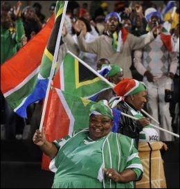 SØR-AFRIKA: Johannesburg er en av byene du kan fly billig til fra København nå. Foto: AFP