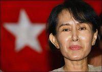 Suu Kyi dømt til 18 måneders husarrest