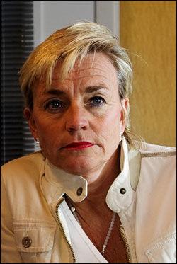 FORSVARER: Advokat Gunhild Lærum er kritisk til politiets etterforskning, og mener de har drevet forhåndsprosedering i media. Foto: Kristian Helgesen, VG