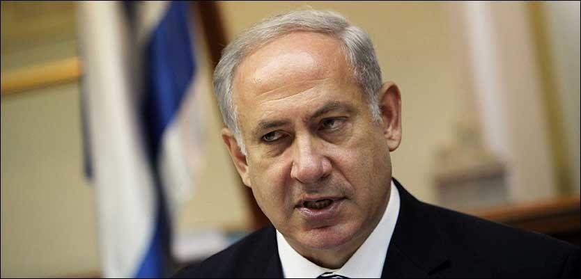 OPPRØRT: Benjamin Netanyahu går hardt ut mot Sverige etter en artikkel i Aftonbladet. Foto: AFP