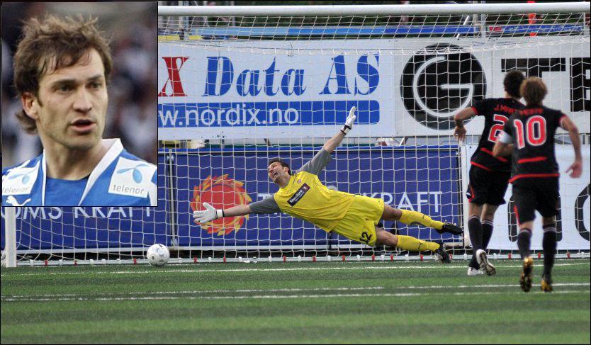 FORBANNET: Tromsøs Miika Koppinen (innfelt) mener Athletic Bilbao aldri skulle hatt straffe i kveldens kamp på Alfheim. Foto: Scanpix