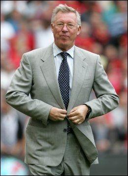 - MENNESKELIG FEIL: Manchester United-manager Sir Alex Ferguson om Abou Diabys avgjørende selvmål. Foto: AP