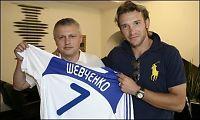 Sjevtsjenko tilbake til Dinamo Kiev