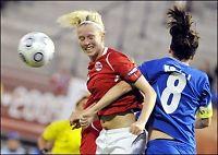 Fotball-EM: Vanskelig for Norge