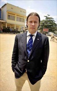 UDs mann i Kongo kalles hjem