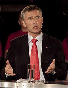 BLIR SITTENDE? Jens Stoltenberg (Ap) kan profitere på uenigheten mellom de borgerlige partiene. Foto: Scanpix