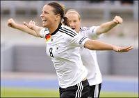 Grings sikret tysk EM-semifinale
