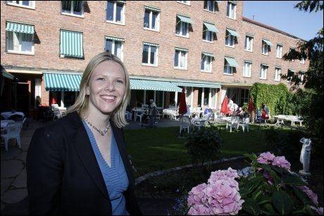 OVERRASKET: Sentralstyremedlem i Frp Sylvi Listhaug skjønner ikke hvorfor kvinnene forlater Frp. Foto: KNUT ERIK KNUDSEN