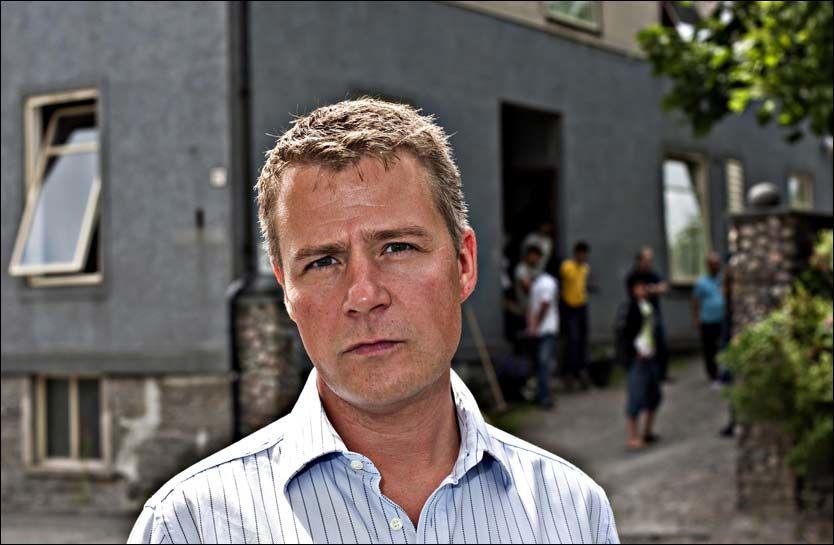 INVITERER: Per Willy Amundsen i Frp inviterer nå Rune Gerhardsen og Jan Bøhler inn til Fremskrittspartiet. Foto: Alf Øystein Støtvig