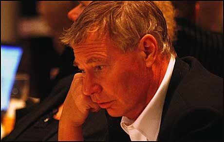 VIL IKKE BYTTE PARTI: Rune Gerhardsen mener han har støtte i Arbeiderpartiet, og vil ikke bytte parti til Fremskrittspartiet. Foto: Trond Solberg/VG