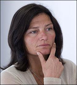 AKTUELL I: Libe Rieber-Mohn. Foto: Scanpix