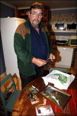 KREVER UD-REAKSJON: Tjostolv Molands far Knut Moland krever at Norge nå henter hjem sønnen og Joshua French. Foto: Petter Emil Wikøren
