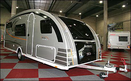 AERODYNAMISK: Dethleffs Aero Style. Foto: Dethleffs