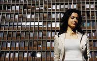 Hadia Tajik sjikanert i anonym løpeseddel-kampanje