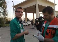 Regjeringen støttet Gaza-legene