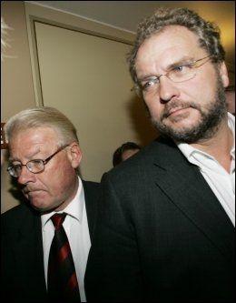 TILSVAR: Carl I. Hagen sier at han ikke har noe personlig i mot Lars Sponheim. Foto: Morten Holm