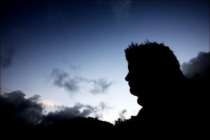 KNUST: Barnefaren (30) føler livet er blitt satt på vent etter tragedien som gjorde sønnen multihandikappet. Foto: Alf Ove Hansen/VG Foto: