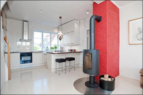 STYLET FOR SALG: Ser leiligheten din slik ut, så er det ikke bare store sjanser for at du får solgt den, men du kan også få en bedre pris. Foto: DnB Nor Eiendom