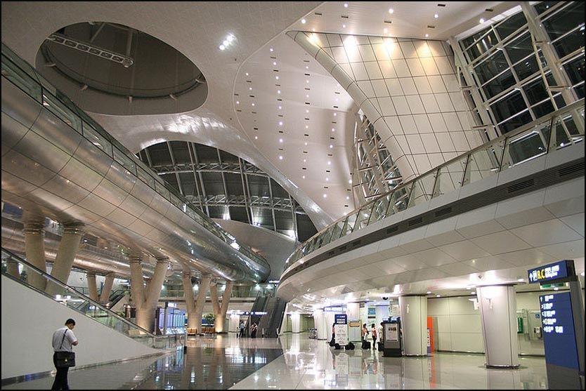 VINNER: Incheon International Airport ved Seoul topper listen over verdens beste flyplasser. Foto: Lakshmix, WIKIMEDIA COMMONS