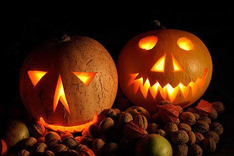 HALLOWEEN: Halloweendagen er lørdag 31. oktober. Foto: Scandinavian Stock Photo Foto: