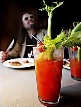 Bloody Mary. Foto: Annemor Larsen