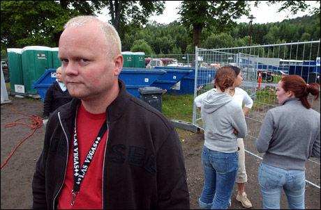 STORE TAP: Quartsjef Arild Buli måtte innse at festivalen hadde tapt for mye penger, og har nå slått Quart konkurs. Foto: Nicolai Prebensen/VG