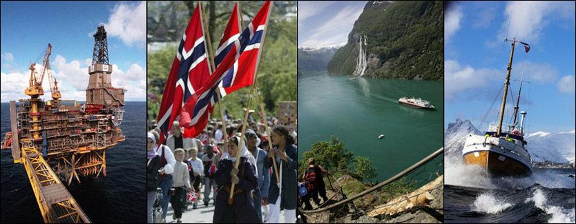 PÅ TOPP - IGJEN: FN mener Norge er verdens beste land å bo i. Foto: SCANPIX/BJØRN ASLAKSEN/BJØRN ERIK RYGG LUNDE