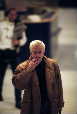 PÅ FLUKT: Økokrim mener Ole Christian Bach mottok penger fra bladet Se og Hør mens han var på flukt i 2005. Foto: Tore Kristiansen