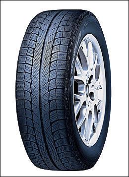 GOD MARGIN: Michelins piggfrie dekk X-Ice er best av de piggfrei, med god margin til Nokian. Foto: Michelin