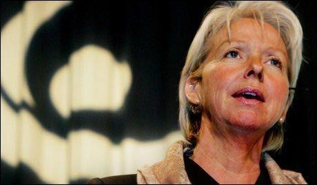 FÅR HJELP: Torsdag ettermiddag ble det klart at Nærings- og handelsdepartementet dekker halvparten av den saftige PR-regningen på 740.000 kroner til Berit Kjøll. Foto: Scanpix