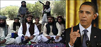- Obama åpner for å gi Taliban en rolle i Afghanistan