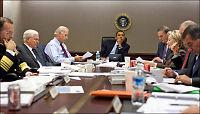 Obama mottok fredspris - holdt krigsråd