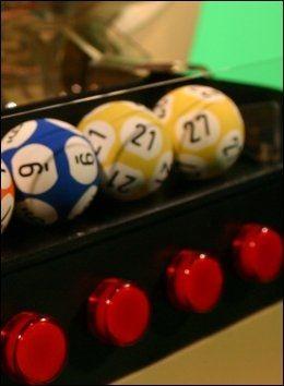 NEDE: Driftssystemet til Norsk Tipping er nede. Det er ikke mulig å spille Lotto eller andre spill. Foto: Scanpix