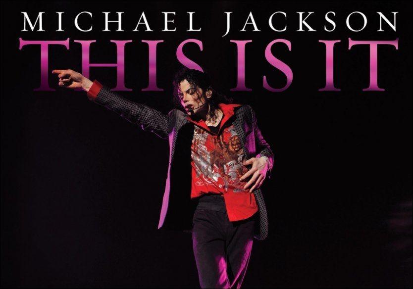 NYTT PLATECOVER: Slik ser Michael Jacksons kommende samlealbum ut. Foto: Sony