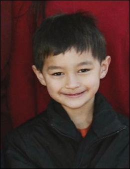 FUNNET: Seks år gamle Falcon Heene ble funnet i en boks på loftet i garasjen. Foto: AP