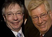 - Johnsen eller Schjøtt-Pedersen blir finansminister