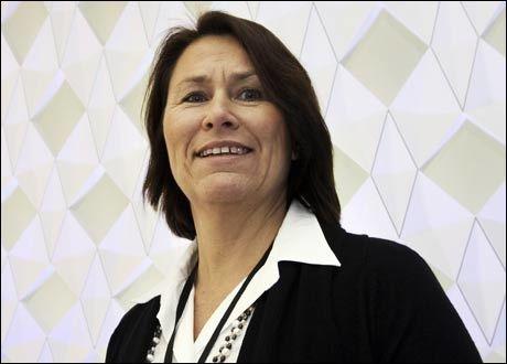 TILBAKE: Grete Faremo (55) skal være tilbake som statsråd, 12 år etter at hun brutalt ble kastet ut av Thorbjørn Jaglands regjering. Foto: Frode Hansen