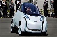 - Nissan mener alvor med «krengebil»