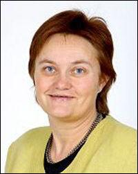 VIL IKKE HA REGISTER: Kirkeminister Rigmor Aaserud (Ap).