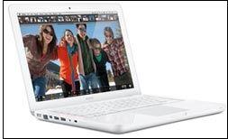 Den billigste bærbare Mac-en i nytt design. Foto: Apple