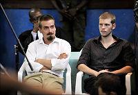 Hemmelig Kongo-plan: French og Moland kan sone 21 år i Norge