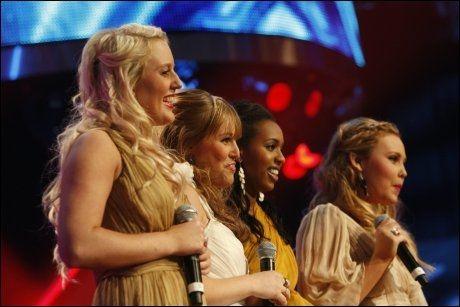 GIKK VIDERE: Shackles vant gruppeduellen og er fortsatt med i «X-Factor». Foto: Scanpix