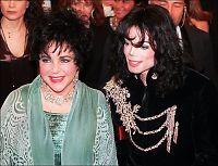 Liz Taylor i ekstase over Jackson-film
