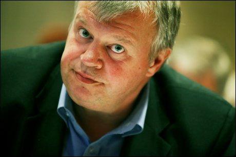 I HARDT VÆR: Tidligere statsråd Bjarne Håkon Hanssen (Ap). Foto: SCANPIX